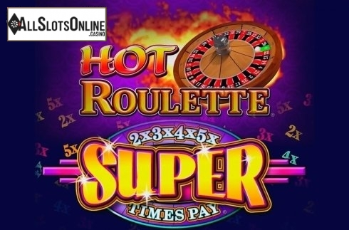 Hot Roulette - Super Times Pay