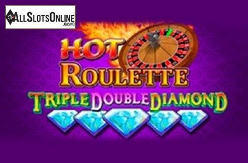 Hot Roulette - Triple Double Diamond