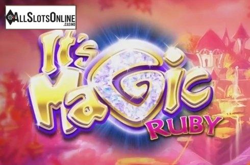 It's Magic: Ruby