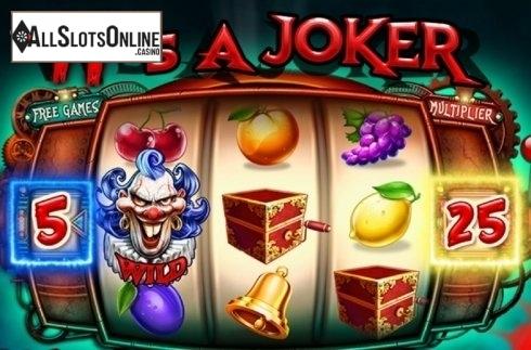 Its a Joker