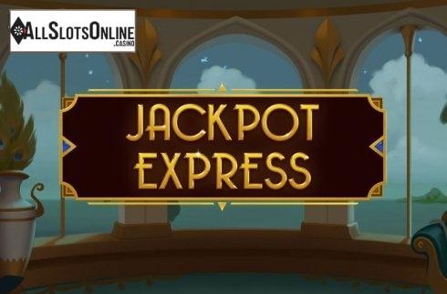 Jackpot Express (Yggdrasil)