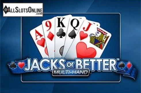 Jacks or Better MH (Rival)