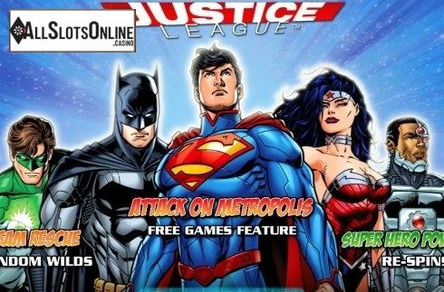 Justice League (NextGen)