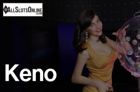 Keno Live Casino (Ezugi)