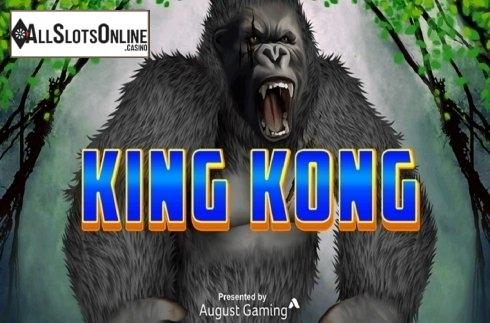 King Kong (August Gaming)