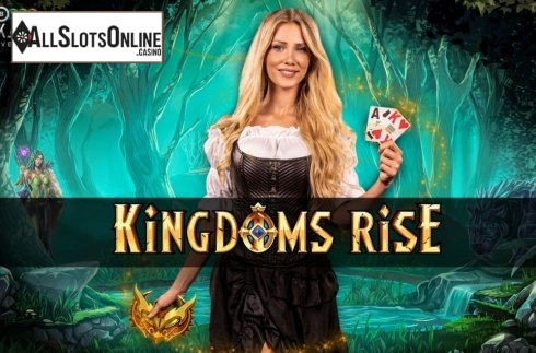 Kingdoms Rise Live Blackjack