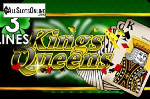 Kings and  Queens 3 Lines