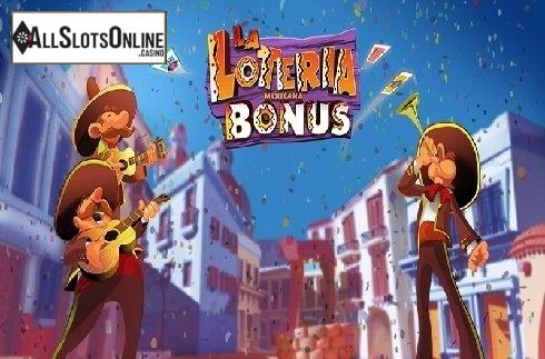 La Loteria Mexicana Bonus