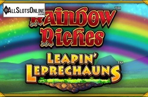 Rainbow Riches Leapin' Leprechauns