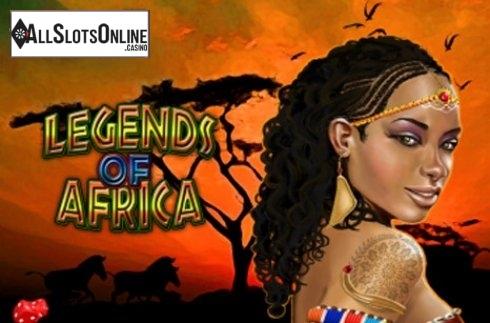 Legends of Africa