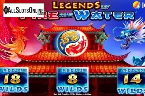 Legends of Fire and Water