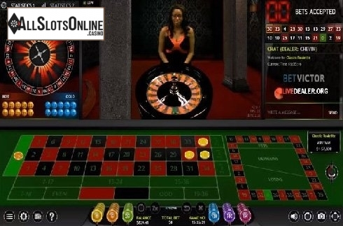 Live Roulette (Pragmatic Play)