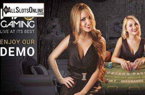 Lobby Live Casino (Vivogaming)