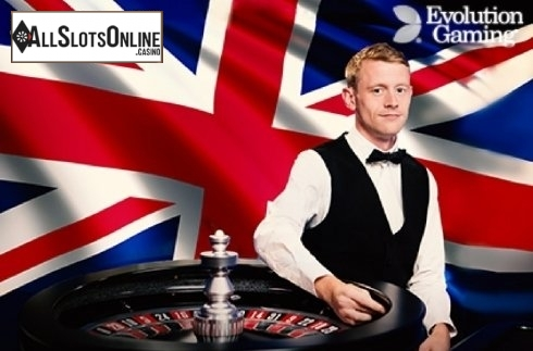 London Roulette (Evolution Gaming)