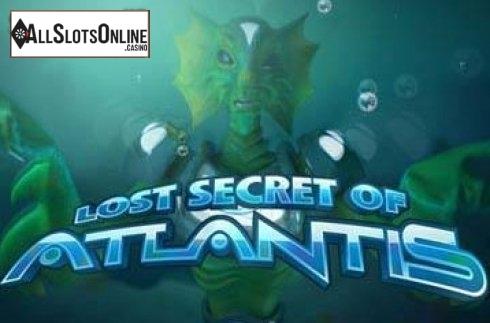 Lost Secret of Atlantis
