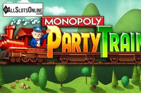 MONOPOLY Party Train
