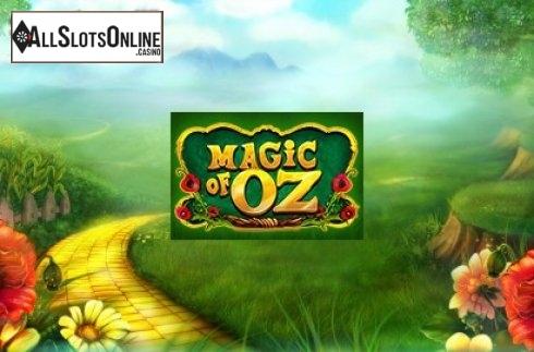 Magic of Oz (GamesOS)