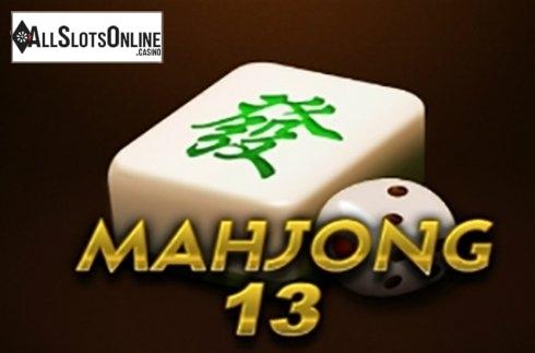 Mahjong 13