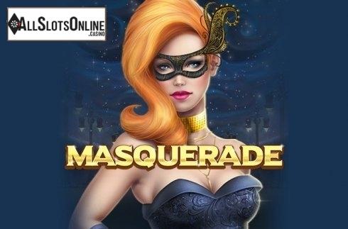 Masquerade (Red Tiger)