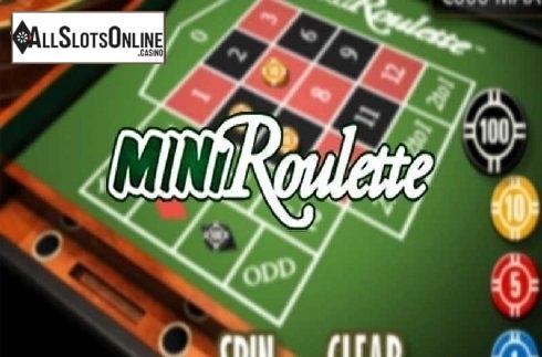 Mini Roulette (NetEnt)