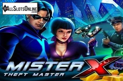 Mister X: Theft Master