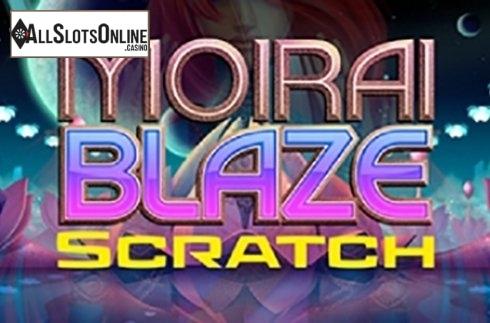 Moirai Blaze Scratch