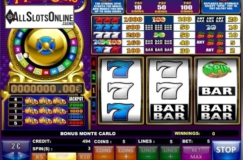 Monte Carlo (Slot Factory)