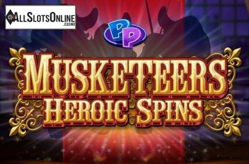 Musketeers Heroic Spins