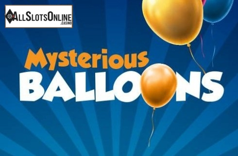 Mysterious Balloons Dice