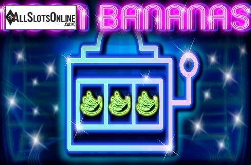 Neon Bananas