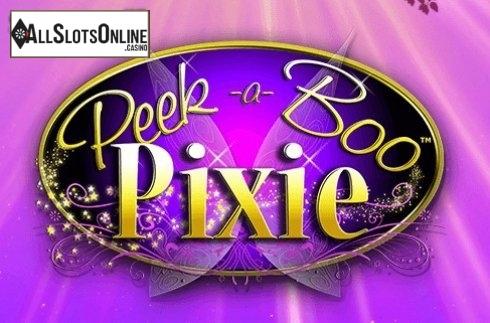 Peek-a-Boo Pixie