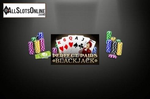 Perfect Pairs Blackjack 21
