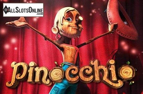 Pinocchio (Betsoft)