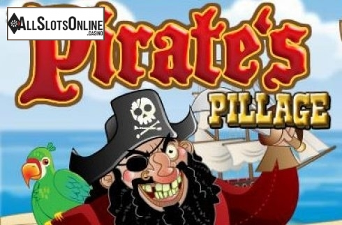 Pirate's Pillage Scratch and Win