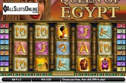 Queen of Egypt 2013