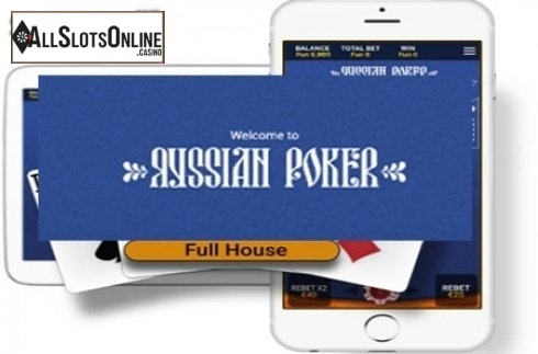 Russian Poker (One Touch)