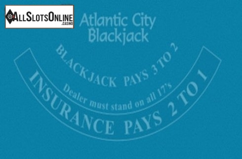 Satoshi Atlantic City Blackjack