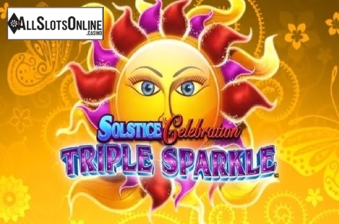 Solstice Celebration Triple Sparkle