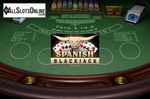 Spanish Blackjack (GamesOS)