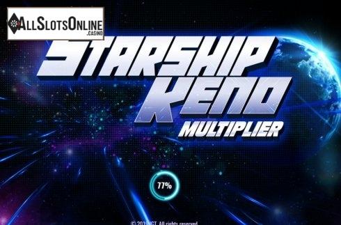 Starship Keno Multiplier