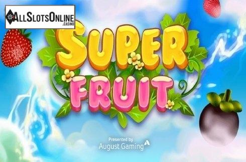 Super Fruit (August Gaming)