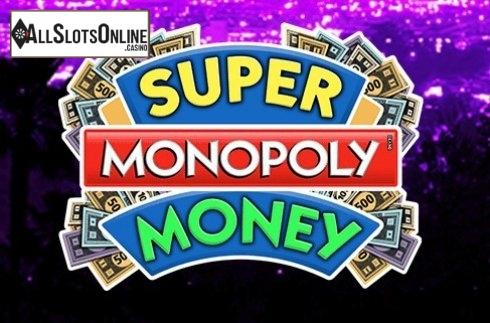 Super MONOPOLY Money Cool Nights