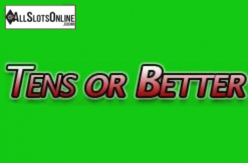 Tens or Better (Rival Gaming)