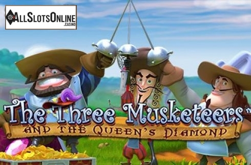 The Three Musketeers and the Queen's Diamond (Playtech)