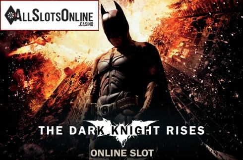 The Dark Knight Rises (Microgaming)