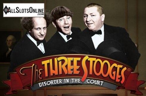 Three Stooges (Pariplay)