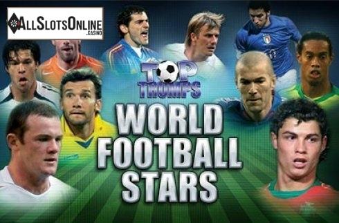 Top Trumps World Football Stars