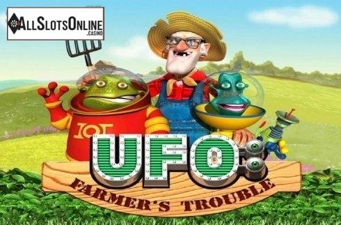 UFO Farmer's Trouble