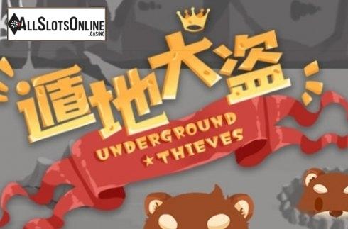 Underground Thieves