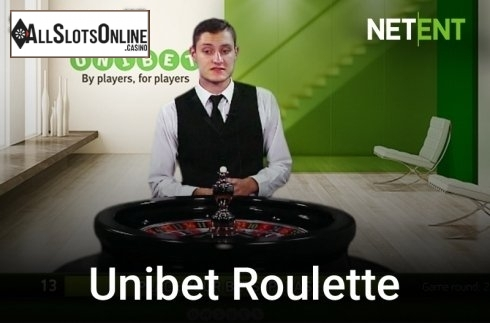 Unibet Roulette (NetEnt)